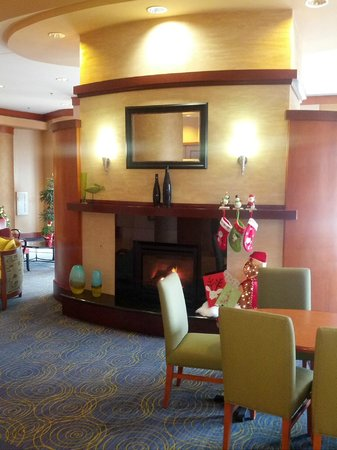 Residence Inn National Harbor Washington, DC Area: Lobby