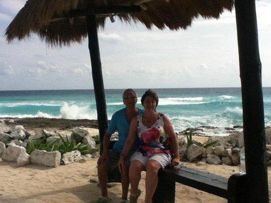 Tours Plaza - Day Tours : Sans James, nous n'aurions vu que le coin de plage de notre hôtel.