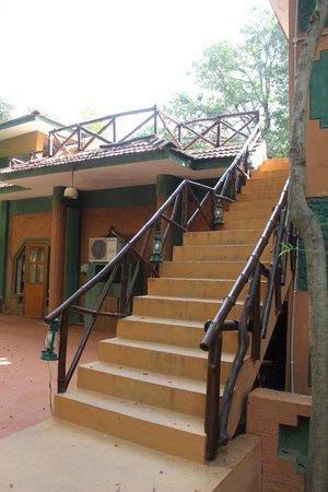 Nature Heritage Resort : Hotel Ground