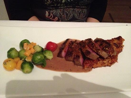 Restaurant Essort : agneau