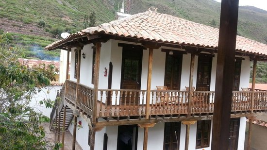 El Albergue Ollantaytambo: One of the buildings