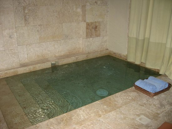 Sanctuary Cap Cana by AlSol: Indoor pool Castle 1 bedroom