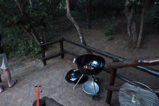 Khaya Umdani Guest Houses: Webber Khaya Romantica
