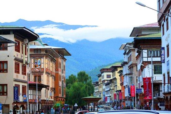 Thimphu District, Bhutan: Thimphu city