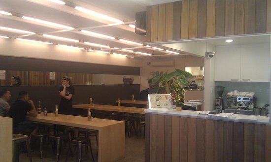 Wok'n Noodle!: Shortland St branch