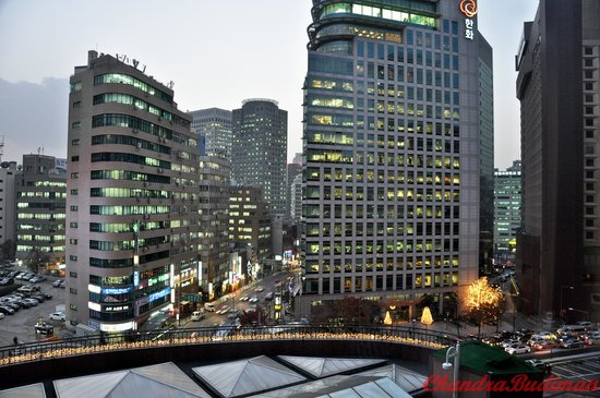 The Westin Chosun Seoul: View from room