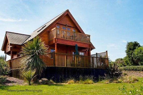 Gwel an Mor: Tregea Lodge (sleeps 6)