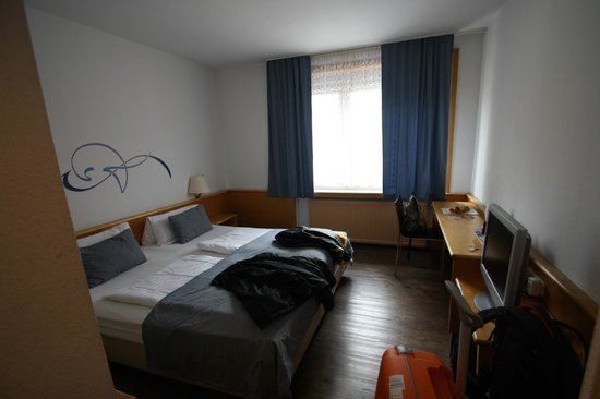 ‪‪The 4You Hostel & Hotel Munchen‬: Room