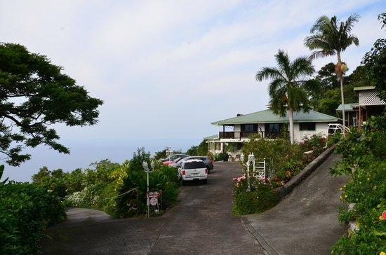 Belle Vue Kona B&B: residence belle vue