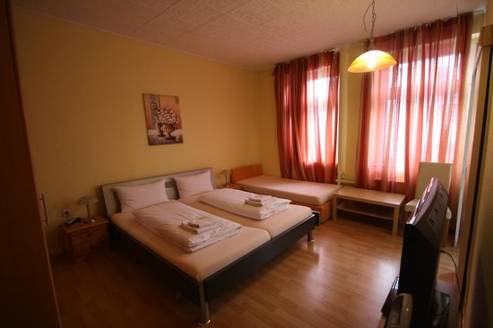 Hotel Bejuna: Room
