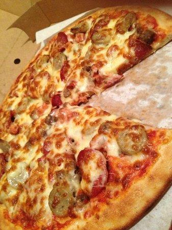 M.I.S Pizza & Kebab