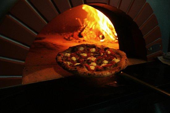 Saucy: Pizza Firing