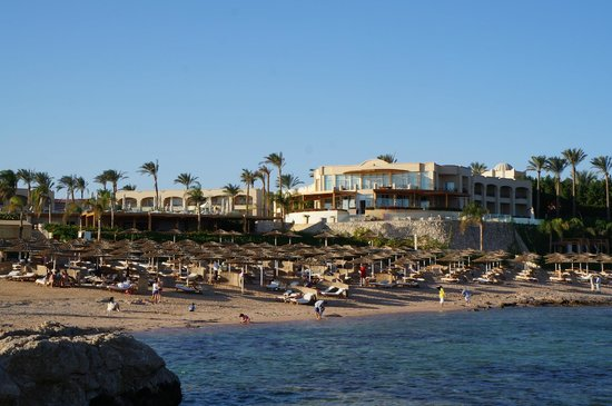 Cleopatra Luxury Resort Sharm El Sheikh: Пляж