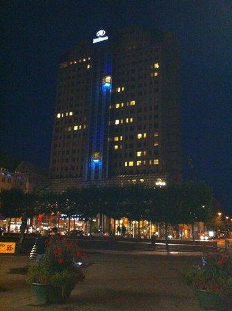 Scandic Triangeln: Hilton Malmo