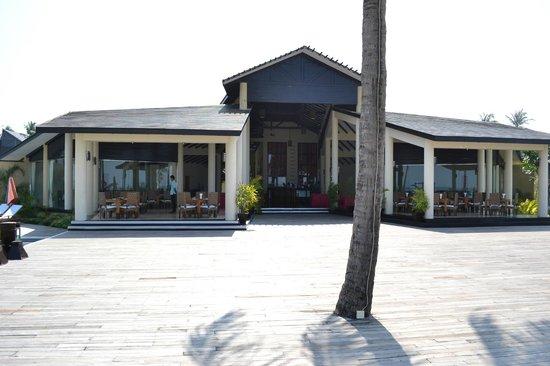 Bay of Bengal Resort: restaurant