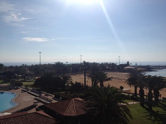 Barcelo Fuerteventura Thalasso Spa: from balcony