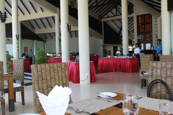 Bay of Bengal Resort: breakfast restaurant