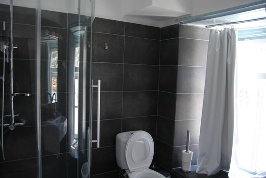 Hydra Icons Guest House : The bathroom
