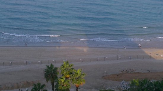 Daniel Herzliya Hotel: Room View to the sea...