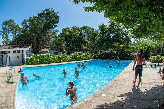 Cap Océan : piscine
