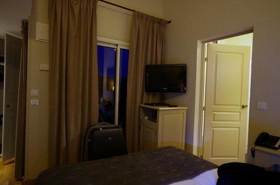 Hotel de l'Horloge: комната
