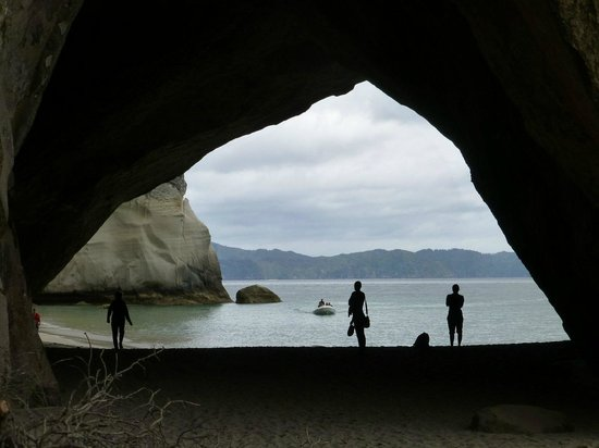 Hahei Horizon Bed & Breakfast: Cathedral Cove