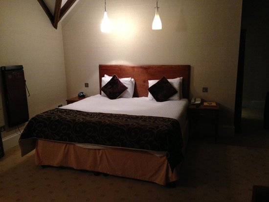 Salisbury Green Hotel: queen bed
