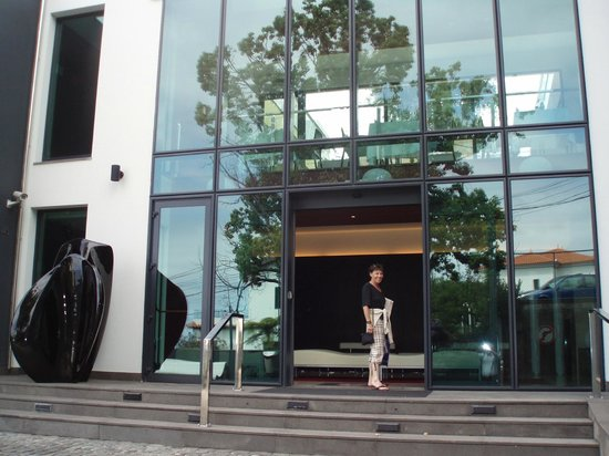 Quinta Mirabela: Hoteleingang