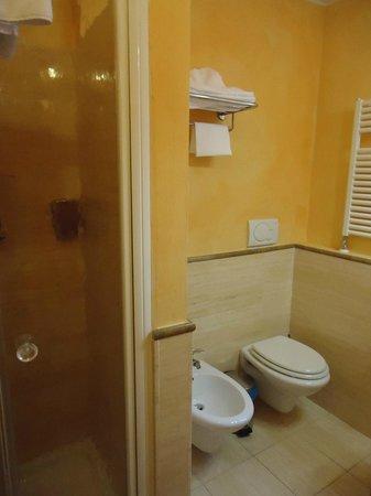 Corte dei Medici: Bathroom