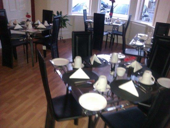 The Beechwood Guest House: Sala da colazione