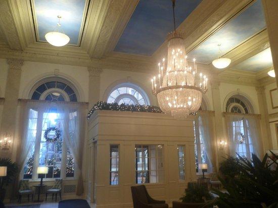 راديسون بلو ووريك هوتل فيلادلفيا: lobby