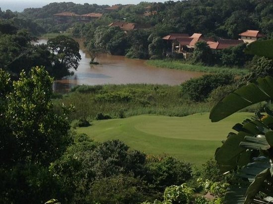 Zimbali Lodge: View from room 804