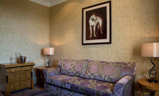 The Petersham Hotel: Penthouse lounge