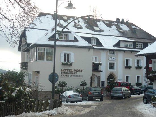 Hotel  Post Victoria: Visuale dell' Hotel