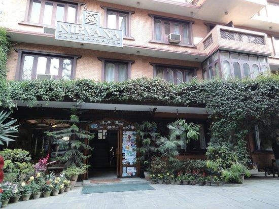 Nirvana Garden Hotel: Exterior
