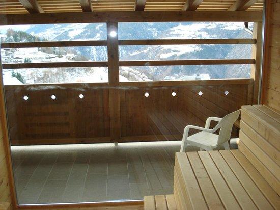 Hotel Emmy - Five Elements & SPA: sauna panoramica per adulti