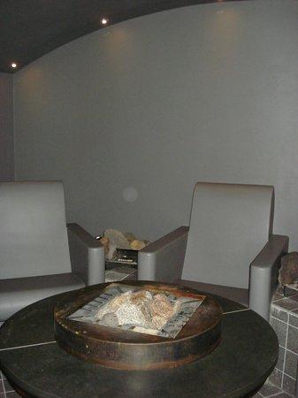 Hotel Emmy - Five Elements & SPA: sauna vulcanica anche per bambini