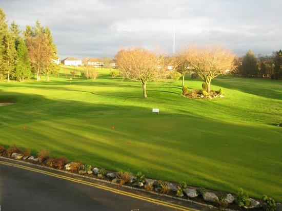Cathcart Castle Golf Club: Putting green