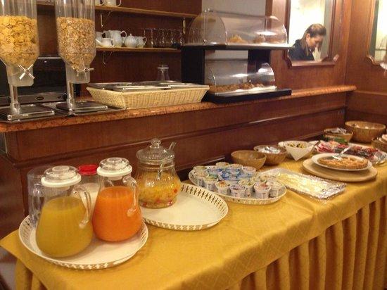 Hotel Scandinavia: Café da manhã