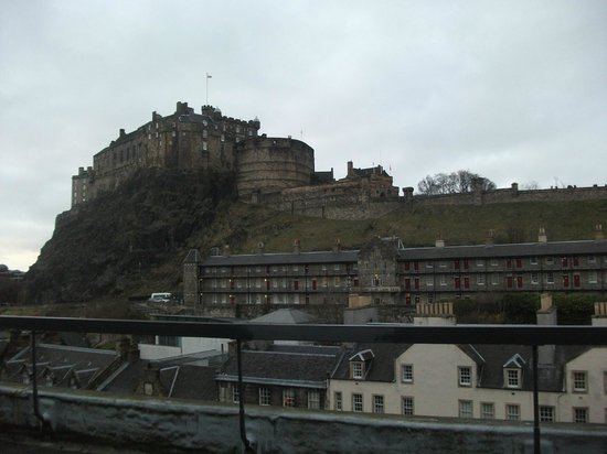 ‪‪Apex Grassmarket Hotel‬: view from room