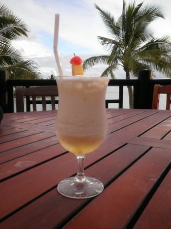 Naviti Resort: Cocktails!