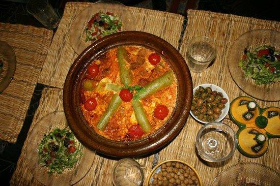 Riad Zelaka: Un repas prèparè avec Hasna