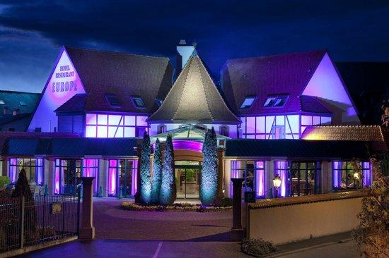 Hotel l 39 europe colmar ab 92 1 2 9 bewertungen for Hotels colmar