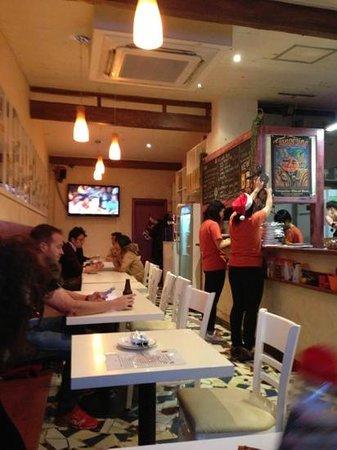 small nook restaurant picture of the pizza peel seoul tripadvisor