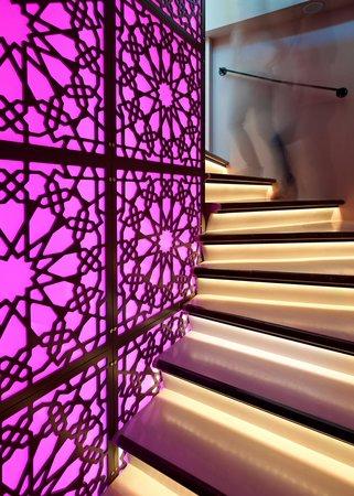 Fatma Hanoum Boutique Hotel: Stairs
