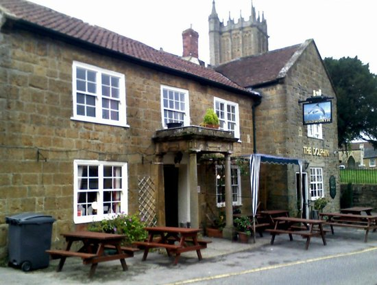 The Dolphin: Dolphin - Ilminster