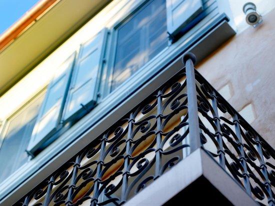 Fatma Hanoum Boutique Hotel: Balcony Deniz