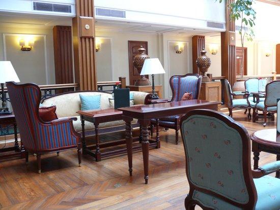 The Oberoi Cecil, Shimla: lobby