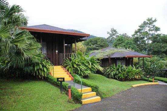 Hotel Lomas del Volcan: Hotel bungalows