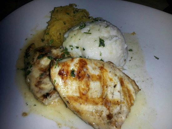 Grilled swordfish w lemon butter picture of bonefish for Bone fish and grill